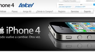Mexikanischer Mobilfunkbetreiber: iPhone 4 mit neuem Antennendesign ab Ende September