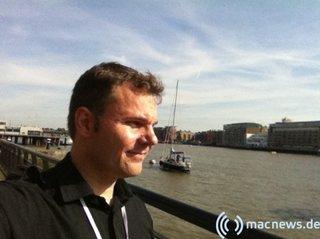 Apple-Keynote 9.2010 Tizian in London