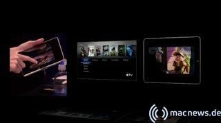 Apple Keynote: Airplay mit iPad und Apple TV