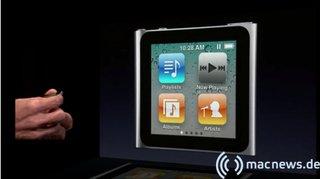 Apple Keynote: Apple Keynote 09.2010 iPod nano