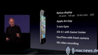 Apple Keynote: Apple Keynote 09.2010 iPod touch