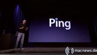 Apple Keynote: 09.2010 iTunes Ping