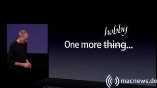 Apple Keynote: One more hobby