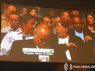 Apple Keynote: Apple Keynote 09.2010 Steve Wozniak