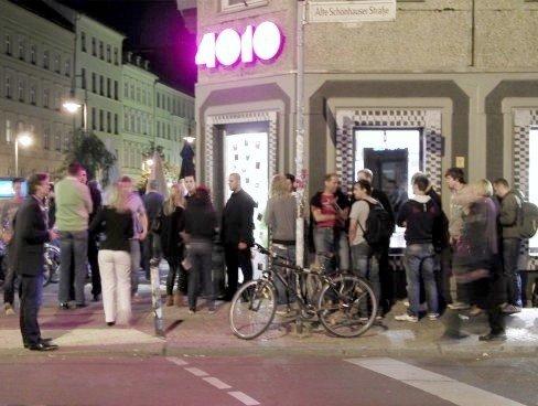 Im Berliner 4010: iPhone-Session, die Sechste