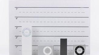 iPod shuffle &amp&#x3B; nano: Teardown &amp&#x3B; OS-Spekulationen