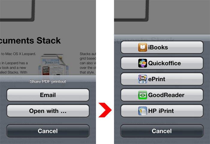 App of the Day: ACTPrinter - Drucken auf das iOS-Device