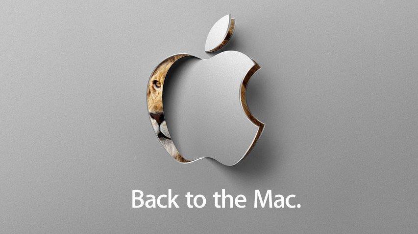Live Stream Seite für Apples Back To Mac Event online - auch für PC!