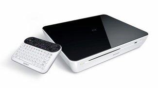 Sonys Google TV-Lösungen: Blu-ray-Player und WiFi-TVs