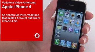 Vodafone zeigt iPhone-4-Konfigurationsvideos auf Support-Website