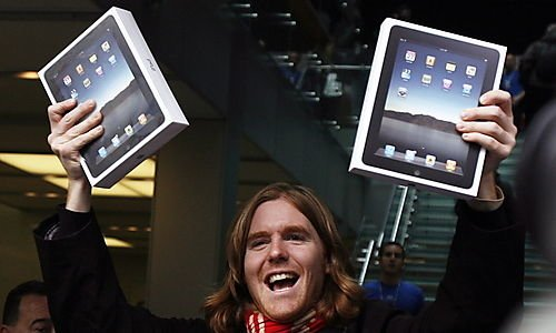 iPad Customer