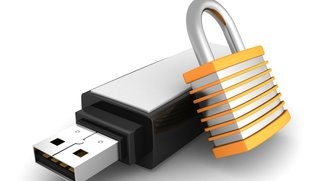 USB Stick mit Passwort schützen und sichern