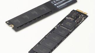 Toshiba bietet MacBook-Air-Flash-Speicher separat an