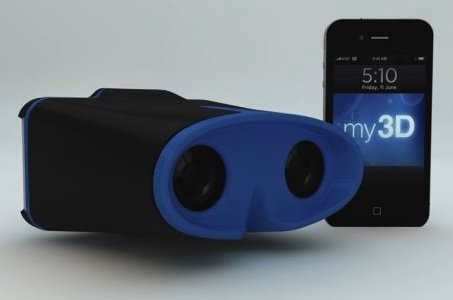 My3D von Hasbro: 3D-Bilder auf dem iPhone