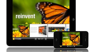 SlideRocket bietet HTML5-Player für iPad und iPhone