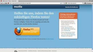 Firefox 4 Beta mit neuer JavaScript-Engine JägerMonkey