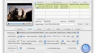 MacX iPhone Video Converter als kostenloses Giveaway