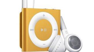 Update für iPod Shuffle bringt Tastatursperre