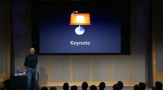 Steve Mail: iWork Keynote AirPlay auf Apple TV kommt bald