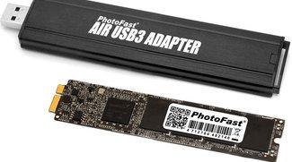 PhotoFast soll Produktion der MacBook Air-SSDs stoppen