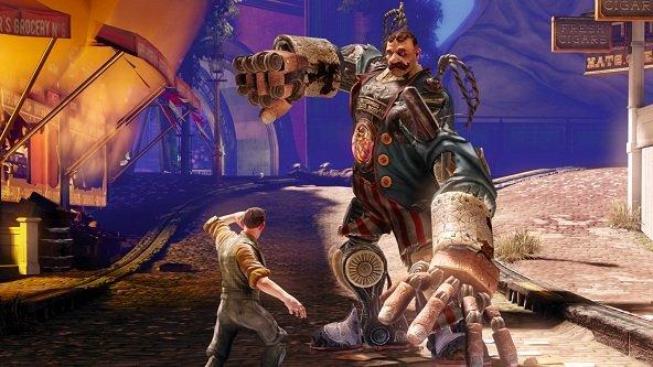 Bioshock Infinite: Die ersten Spielminuten im Video