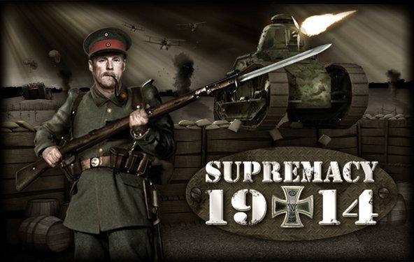 Supremacy 1914: Jetzt 1 Monat gratis Premium-Account sichern