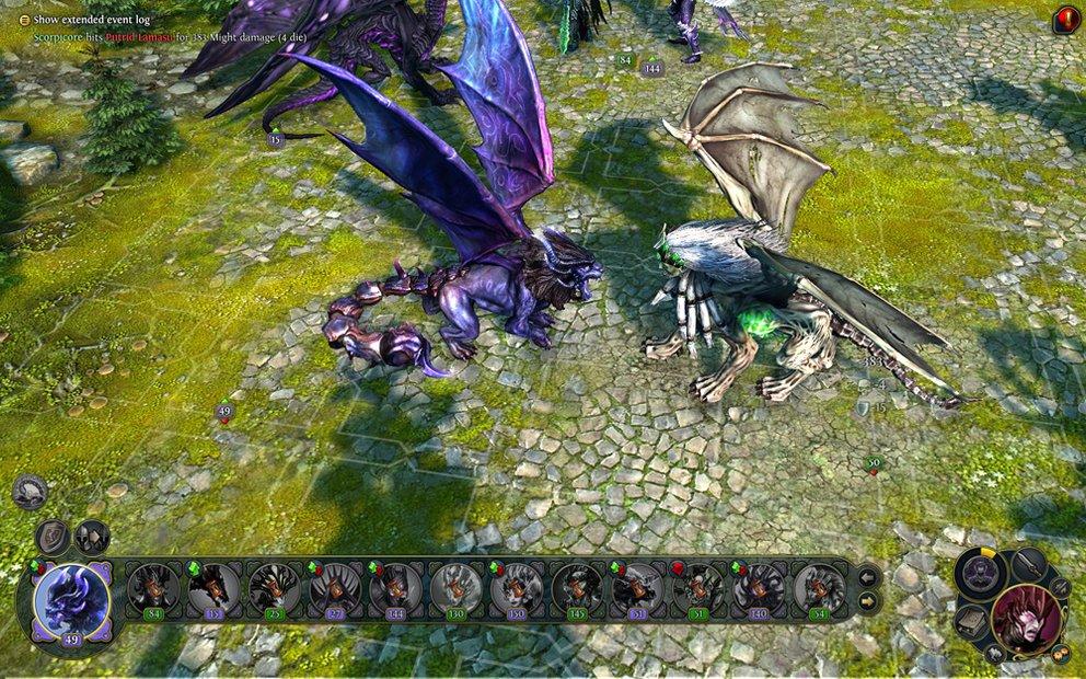 Heroes of Might and Magic 6: Epische Kämpfe sind wieder an der Tagesordnung