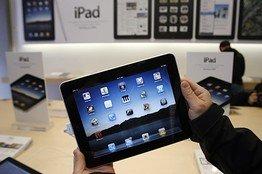 iPad 2 ohne OLED wegen mangelnder Kapazitäten