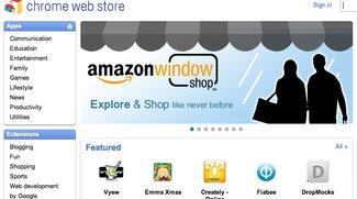 Google startet Chrome Web store und Chrome-OS-Testprogramm