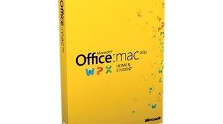 Wartungsupdate für Office 2011