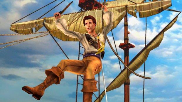 Sid Meier's Pirates für das iPad