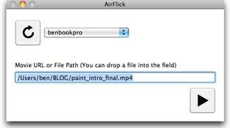 AirFlick: Der Mac als AirPlay-Sender