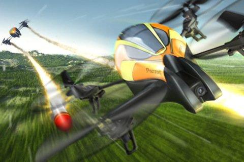 AR.Pursuit: Multiplayer Spiel für AR.Drone ab heute verfügbar