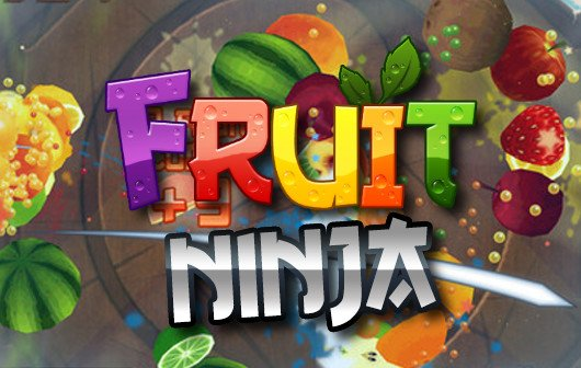 Fruit Ninja in der Realität [Video]