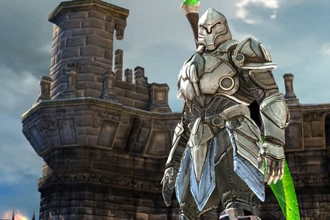 Infinity Blade: Beeindruckende Grafik dank Unreal Engine 3