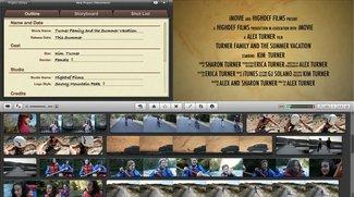 Apple-Updates: iMovie 9.0.2 und Brother-Druckertreiber 2.5
