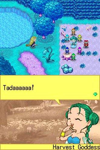 Harvest Moon DS: Berühmte letzte Worte...