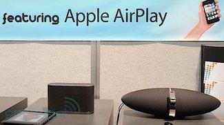 2011 könnte Durchbruch für AirPlay-Zubehör bringen