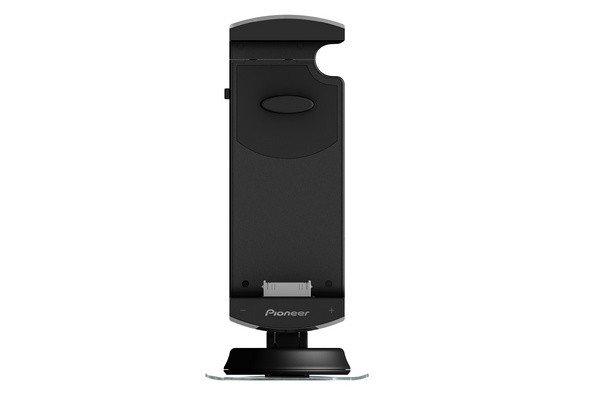 Pioneer SmartCradle: Pioneer präsentiert GPS-Verstärker und Freisprecheinrichtung in einem