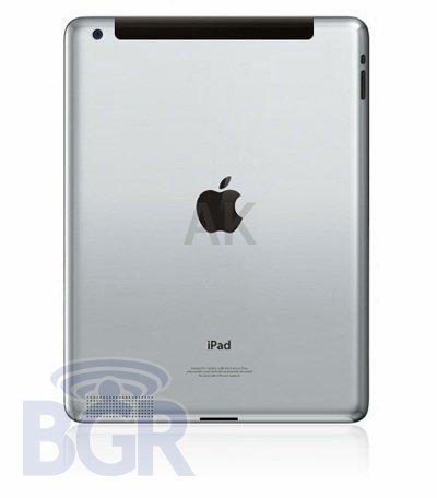 Offizielles Produktfoto: Zeigt dieses Bild das iPad 2?
