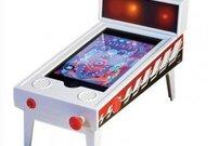 iPhone-Flippertisch und -Spielautomat zum Schnäppchenpreis