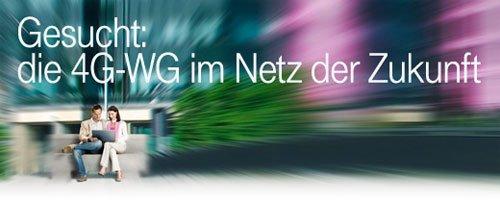 In Innsbruck: T-Mobile sucht die 4G-WG der Zukunft