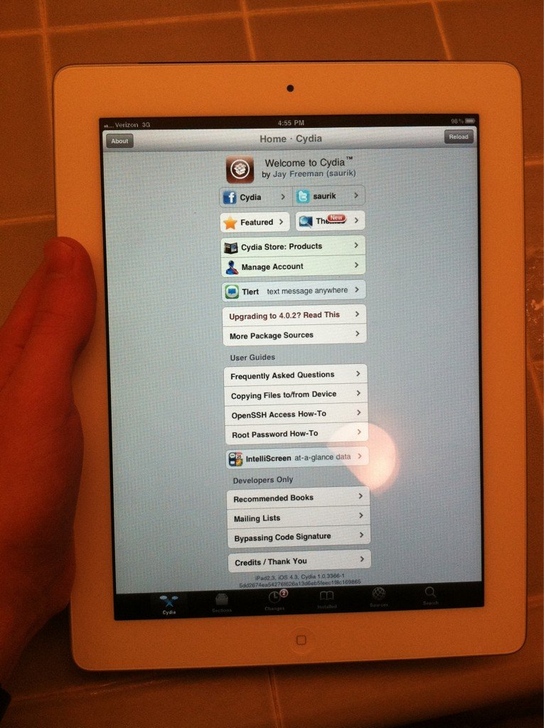 iPad 2 Jailbreak: Dev Team mit erstem Erfolg
