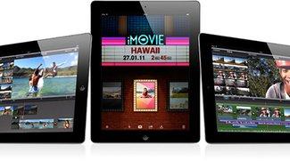Trick: iMovie und GarageBand auf dem iPad 1 nutzen