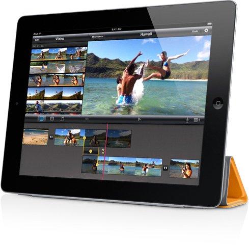 iMovie für iPad 2