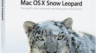 Snow-Leopard-Update: Apple veröffentlicht Mac OS X 10.6.8