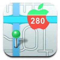 Verkehrsinformationen: Plant Apple eigene Navi-Software fürs iPhone?
