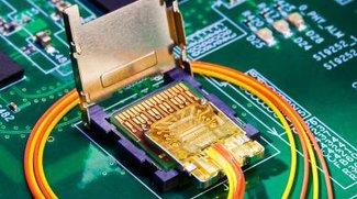 Thunderbolt: Aktuelle Macs unterstützen Lichtwellenleiter