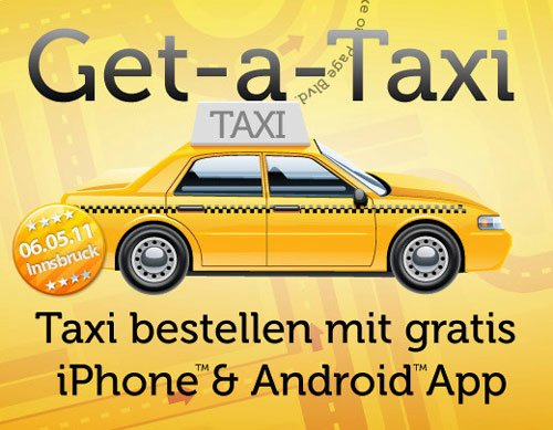 App of the Day: Get-a-Taxi