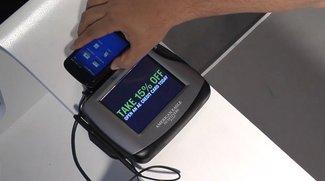 Google Wallet: NFC-Bezahlung und Treuebonus